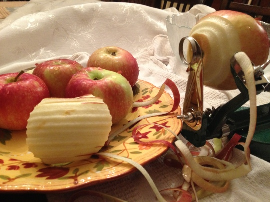 This gadget has sped up all of the recipes calling for sliced apples